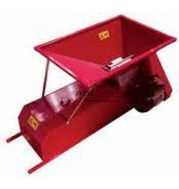 CRUSHER-LARGE DOUBLE ROLLER ELECTRIC