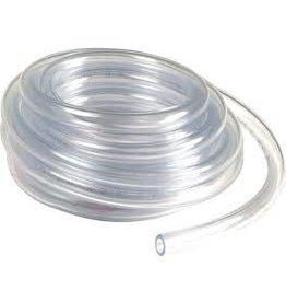 "CLEAR PVC TRANSFER TUBE 1/2"""