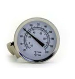 """12"""" STAINLESS THERMOMETER"""