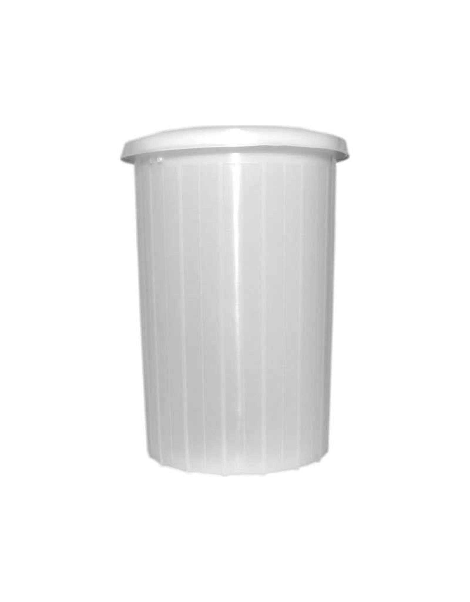 10 GALLON PLASTIC FERMENTER WITH LID