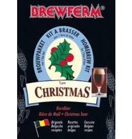 BREWFERM CHRISTMAS BEER