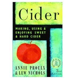CIDER MAKING, USING & ENJOYING