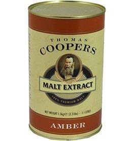 COOPERS AMBER LIQUID MALT