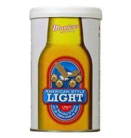 MUNTONS AMERICAN LIGHT