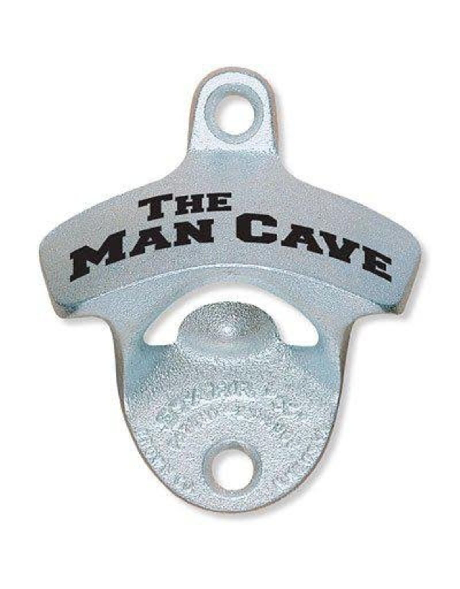 BOTTLE OPENER - THE MAN CAVE