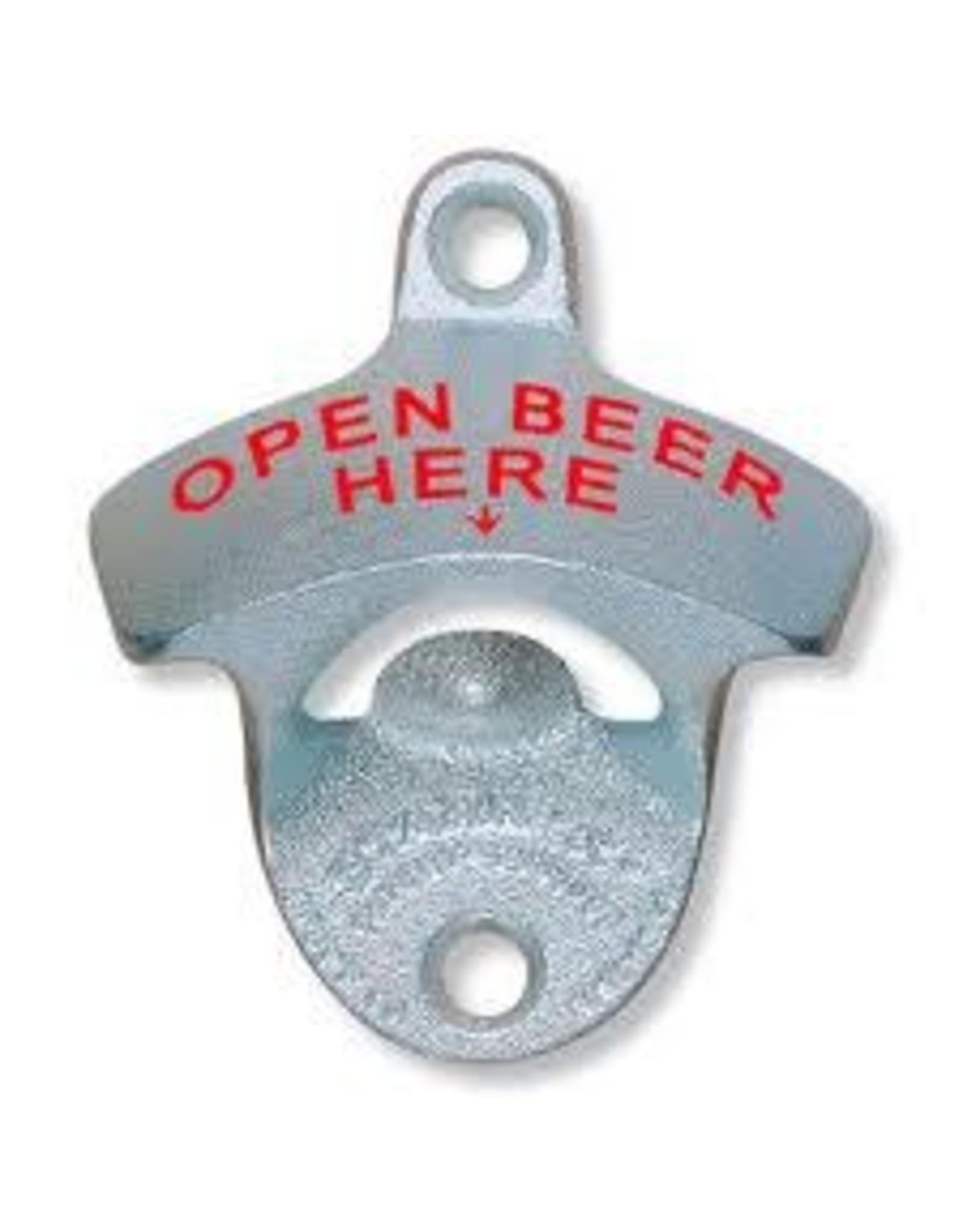 BOTTLE OPEN - OPEN BEER HERE