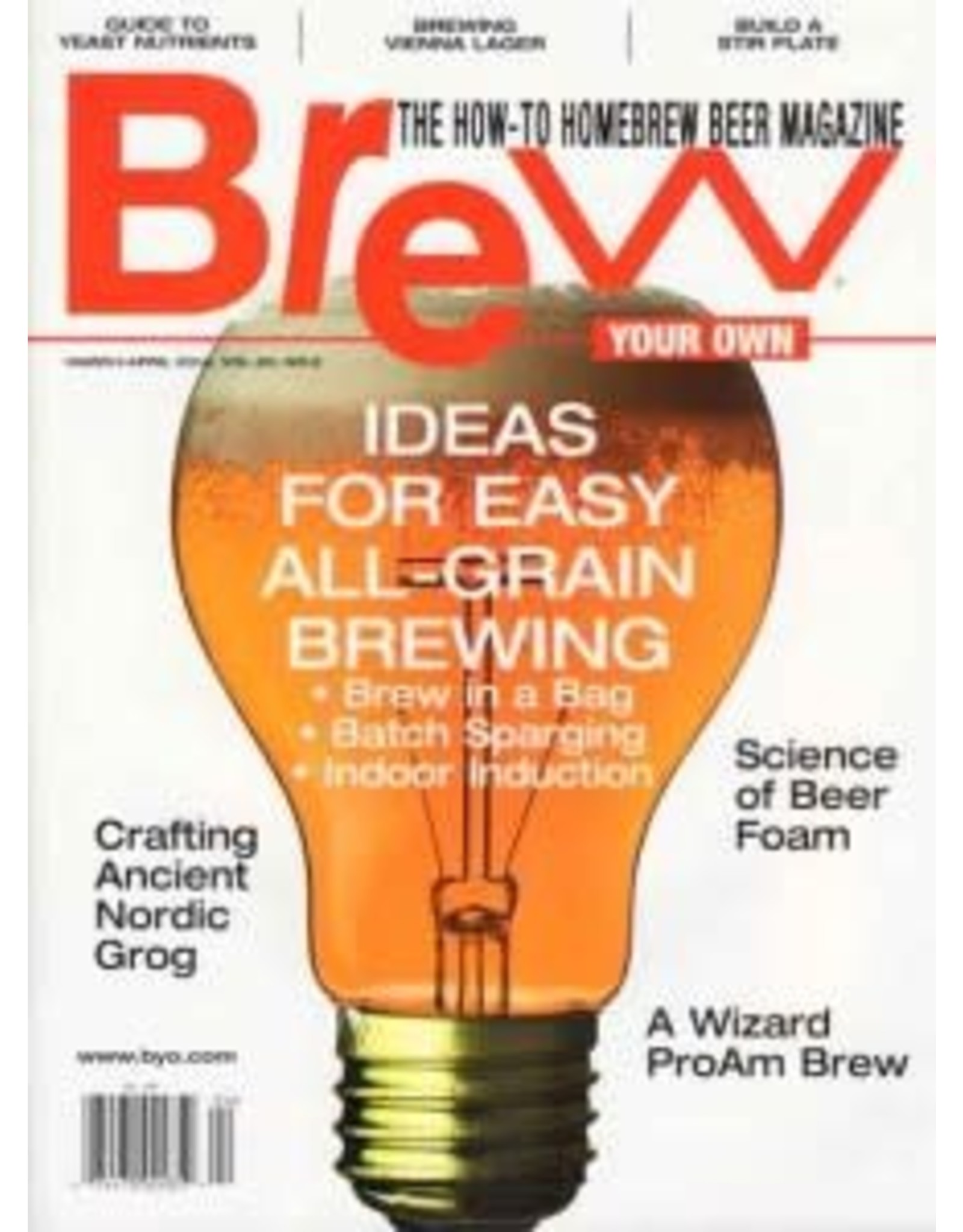 BREW YOUR OWN MARCH/APRIL 2014