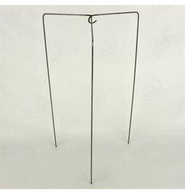 STAINLESS STEEL TRIPOD W/HOOK