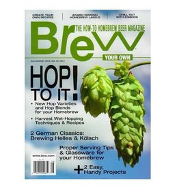 BREW YOUR OWN JULY/AUG 2013