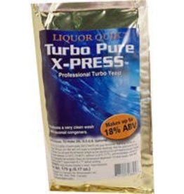 LIQUOR QUIK TURBO PURE EXPRESS 175 GRAMS