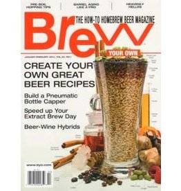 BREW YOUR OWN JAN/FEB 2014