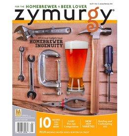 ZYMURGY MAGAZINE JAN/FEB 2014