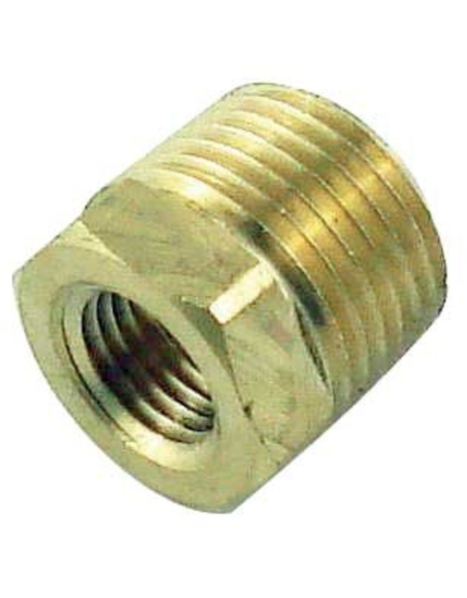 """BRASS 3/4"""" MPT - 1/2"""" FPT"""