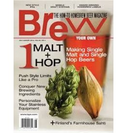 BREW YOUR OWN JULY/AUG 2014