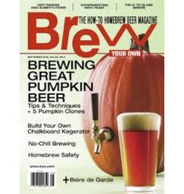BREW YOUR OWN SEPTEMBER 2014