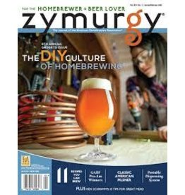 ZYMURGY MAGAZINE JAN/FEB 2015