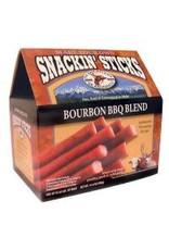BOURBON BBQ SNACKIN STICKS KIT