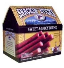 SWEET&SPICY SNACKIN STICKS KIT