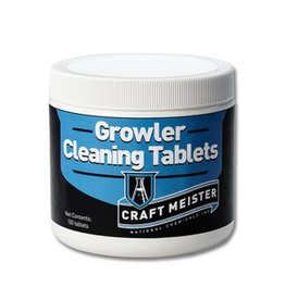 CRAFT MEISTER GROWLER TABS 25 COUNT