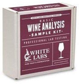 WINE ANALYSIS TEST KIT