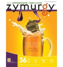 ZYMURGY SEPT/OCT 2012