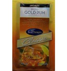 CLASSIC SPICED GOLD RUM SACHET