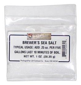 BREWERS SEA SALT 1 OZ