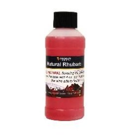 NATURAL RHUBARB  FLAVOURING