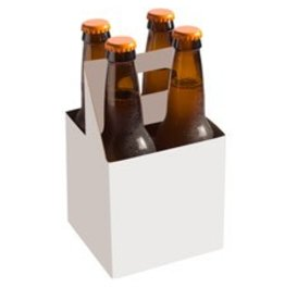 4 PACK CARRIER BOX