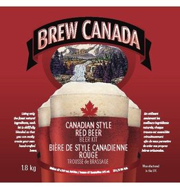 BREW CANADA RED BEER KIT