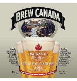 BREW CANADA CANADIAN STYLE