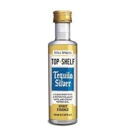 TOP SHELF TOP SHELF SILVER TEQULLA  50 ML