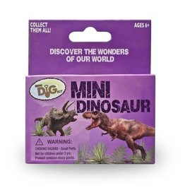 GeoCentral Mini Dig Kit - Mini Dinosaur (Varies)
