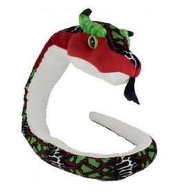 "Wild Republic Plush Snake Dragonbone (54"")"