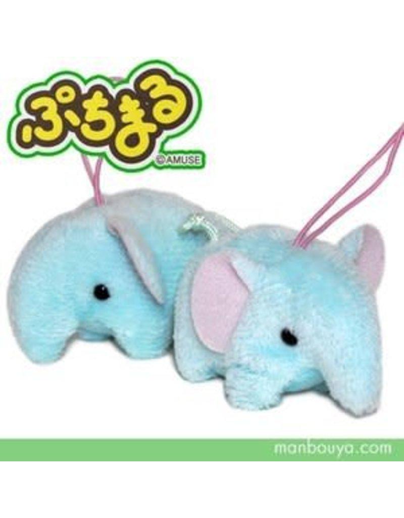 BC USA Plush Elephant Beanbag