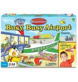 Ravensburger Game - Busy, Busy Airport Game
