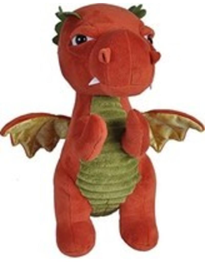 Wild Republic Plush Dragon Rust