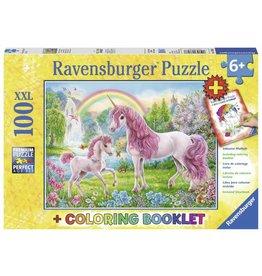 Ravensburger Ravensburger Magical Unicorns Puzzle 100 XXL