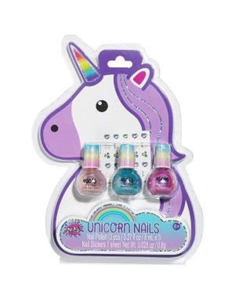 3 Cheers for Girls Unicorn Nails - Hologram Nail Polish