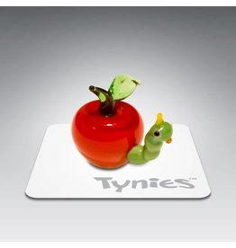 Tynies Tynies Eat - Worm in Apple
