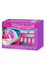 3 Cheers for Girls Light Effects Nail Studio with Nail Dryer