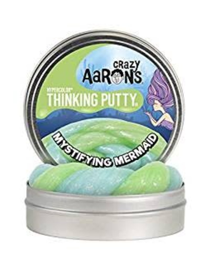Crazy Aaron Putty Crazy Aaron's Thinking Putty - Hypercolor - Mystifying Mermaid