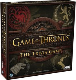 Asmodee Game - HBO Game of Thrones: Trivia