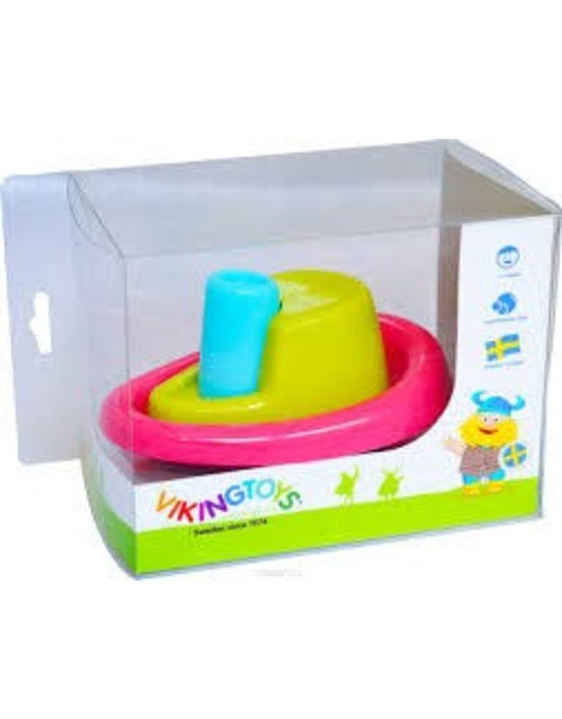 Viking Toys Baby Tugboat Bathtub Friends