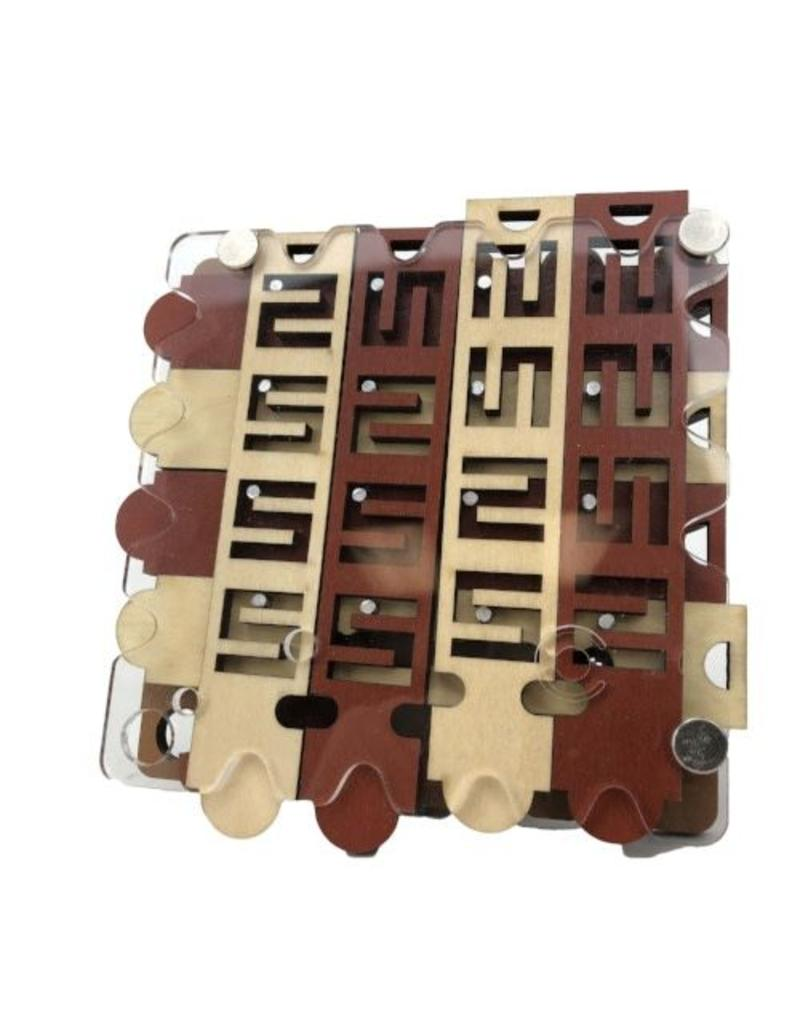 Project Genius Constantin Puzzles- Hidden Corridor