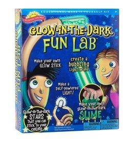 Alex Brands Science Kit - Glow in the Dark Fun Lab