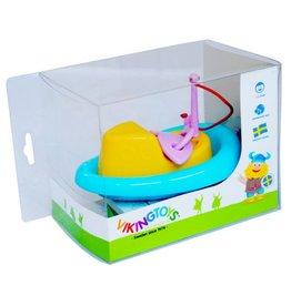 Viking Toys Baby Viking Fishing Boat Bathtub Friends