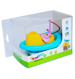 Viking Toys Fishing Boat Bathtub Friends