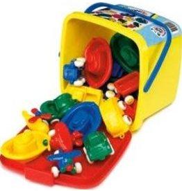 Viking Toys Viking Toys Minis in Bucket Set
