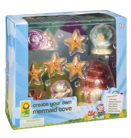 Toysmith Create Your Own Mermaid Cove